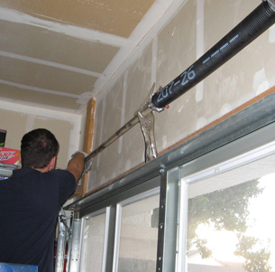 Garage Door Spring Repair in Martinez, CA